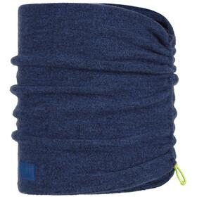 Buff Merino Wool Fleece Neckwarmer olympian blue